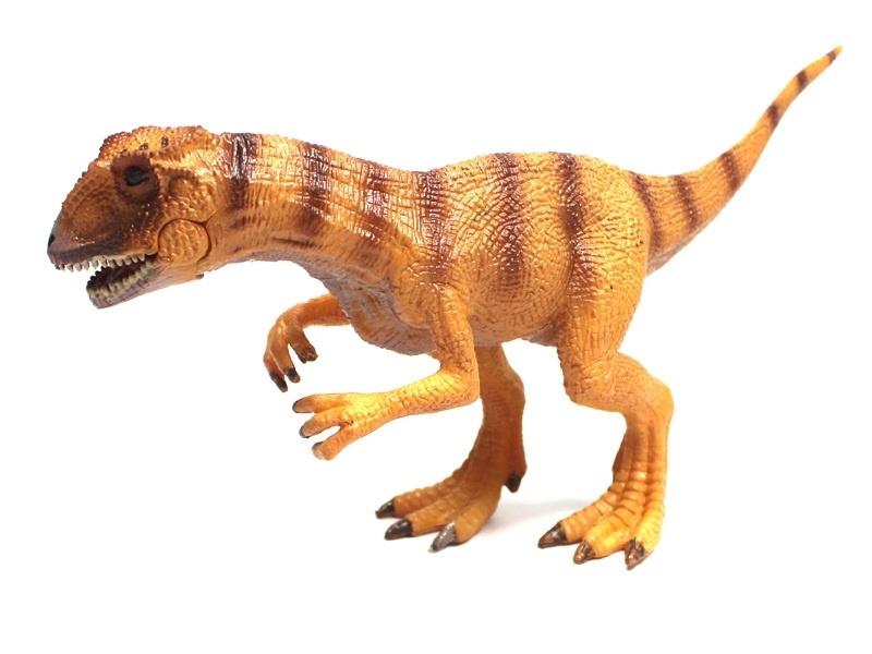Динозавр с двигающейся челюстью 22х6.5х11 / M5006