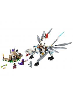 Конструктор Bl «Титановый дракон» 10323 (НиндзяГо 70748) /  359 деталей
