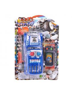Машинка на радиоуправлении «Police» (вперед+назад с разворотом) 891A
