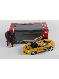 Машинка на радиоуправлении «Racing» 20 см (вперед+назад с разворотом) 0724-16