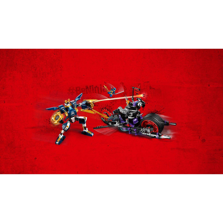 Конструктор «Киллоу против Самурая Х» 10805 (НиндзяГо 70642) / 565 деталей