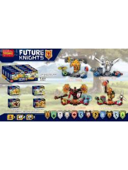 Конструктор Decool «Рыцарь будущего» 8011-8014 / 4 вида