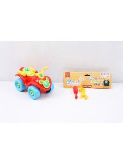 Конструктор Play Smart Play Smart «Квадроцикл с инструментами» 1298-1