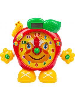 Развивающая игрушка Play Smart «Который час?» с LCD дисплеем / 7158