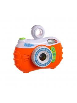 Развивающая интерактивная игрушка  Play Smart «Фотокамера» 4 функции 7540