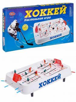 Настольная игра Play Smart «Хоккей» 0701, 51x28x15 см.