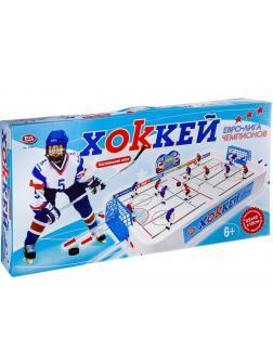 Настольная игра Play Smart «Хоккей» 82x42x18 см. / 0704