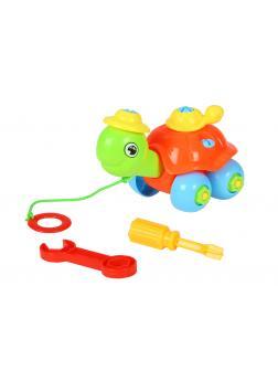 Конструктор Play Smart с инструментами «Черепаха» 1285