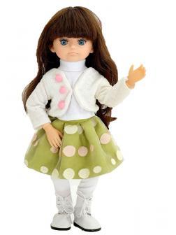 Интерактивная кукла «Алиса» 48 см с микрофоном и аксессуарами / T23-D5198