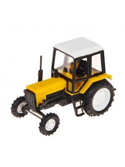 Сувенирная модель Трактора «Люкс-2 Belarus МТЗ-82» 1:43 / 160112