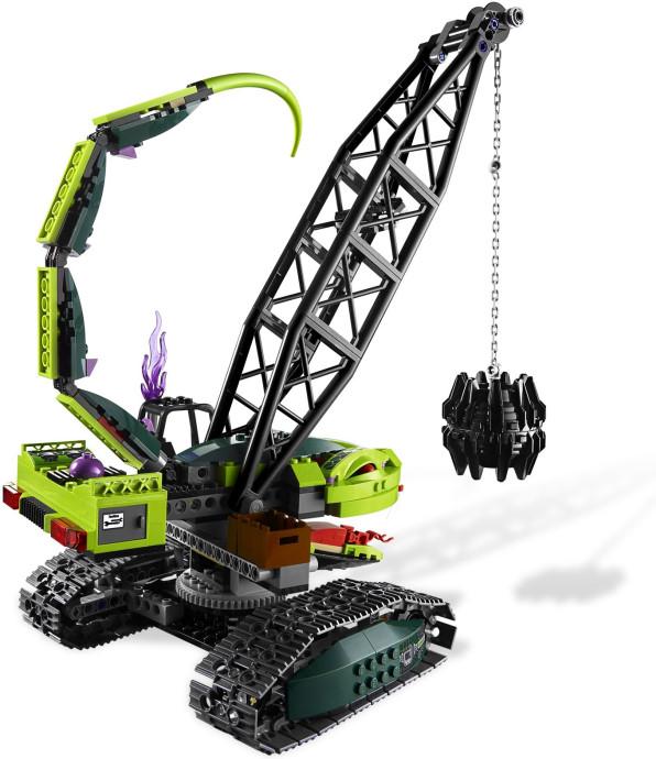 Конструктор Bl «Разрушительная Машина Фэнгпайе» 9761 (НиндзяГо 9457) / 414 деталей