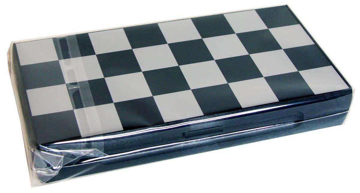 Шахматы Zhorya на магнитах 16.8 х 8.8 х 2.8 см. / ZYC-0463