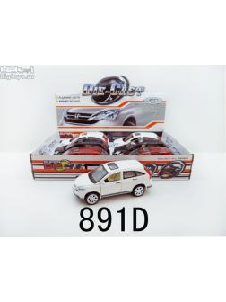 инерц. металл. WB 1:24 Honda CR-V со звуком и светом