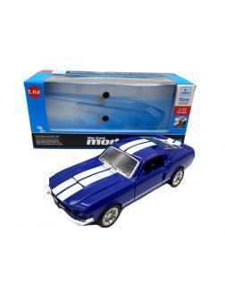 Металлическая гоночная машинка 1:32 TN-1051 в коробке 16.5х7.0х6.5 см