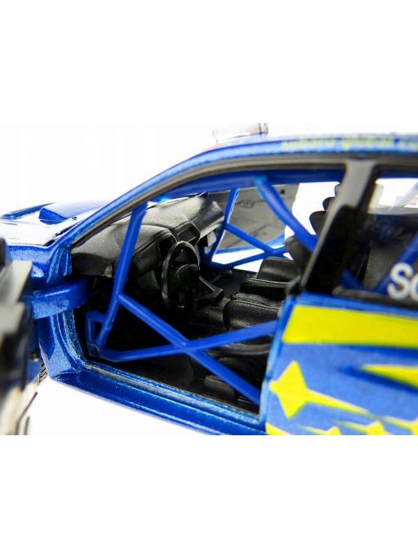 Металлическая машинка Kinsmart 1:36 «Subaru Impreza WRC 2007» KT5328D инерционная