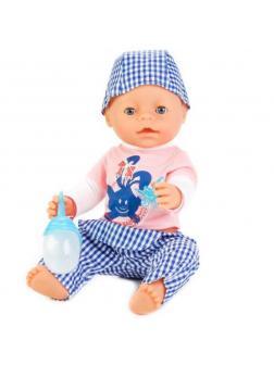 Кукла интерактивная Baby Love, высота 43 см / TONG DE