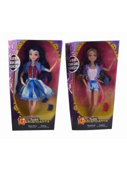 Кукла шарнирная Descendants, 2 вида / Grand Toys