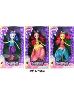 Кукла Пони в коробке, 3 вида