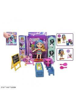 Кукла-загадка Hairdorables &