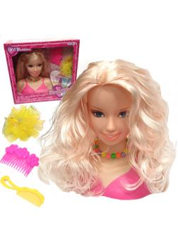 Кукла-манекен «Моя профессия – визажист» с аксессуарами в коробке 26.5х25.0х10.0 см