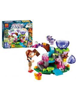 Конструктор Bl FAIRY «Эмили Джонс и дракончик ветра» (аналог LEGO Elves 41171) 19x17x4.5 см, 83 дет