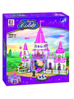 Конструктор JILEBAO «Дворец Принца» 6032 (Disney Princess) / 468 деталей