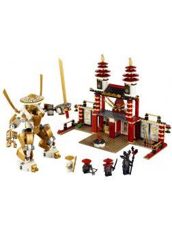 Конструктор Bl «Храм света» 9795 (70505), 577 деталей