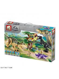 Конструктор Dinosaur World №JX90078