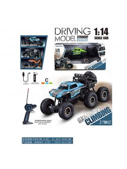 Радиоуправляемый внедорожник 1:14 «Drive Climbing» XB1032C / микс