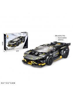 Конструктор Racing №666003