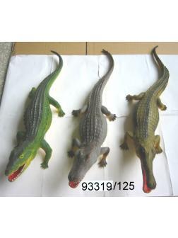 Крокодил 65см, 6шт в дисплее №125
