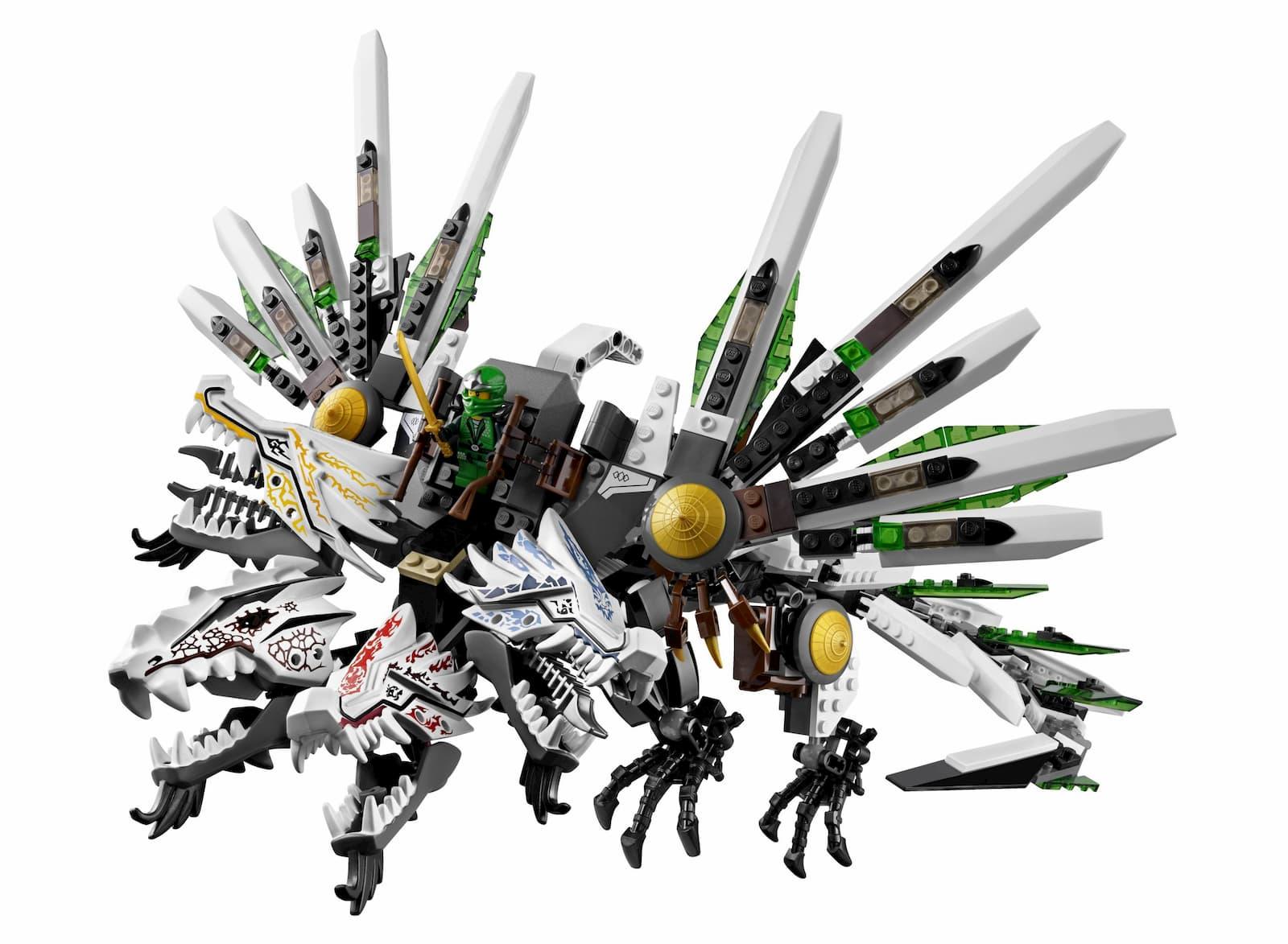 Конструктор «Последняя битва» 79132 (НиндзяГо 9450) / 959 деталей