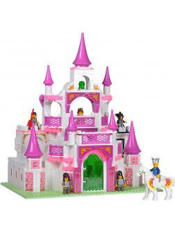 Конструктор Sluban Розовая мечта «Крепость для принцессы» M38-B0151 / 508 деталей