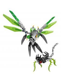 Конструктор KSZ «Уксар - Тотемное животное Джунглей» 609-1 (Бионикл 71300) 89 деталей