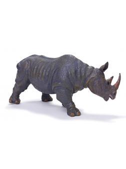 Фигурка Чёрный носорог | 19.5см