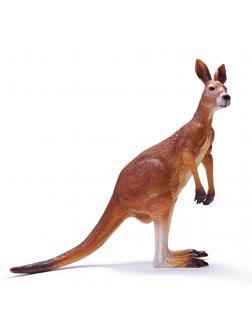 Фигурка Большой рыжий кенгуру   21.5см