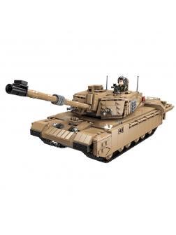 Конструктор XINGBAO «Основной боевой танк Challenger II» XB-06033 / 1441 деталь