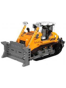 Конструктор XINGBAO «Тяжелый гусеничный бульдозер» XB-03039 / 703 детали