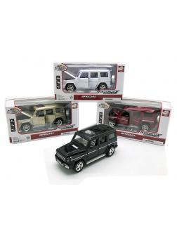 Машина металлическая Mercedes-Benz Gelendwagen 929 / Микс