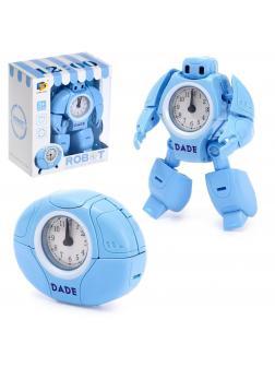 Будильник-трансформер DADE TOYS «Робот» D622-H073A