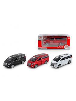 Машина металлическая Toyotа в ассортименте