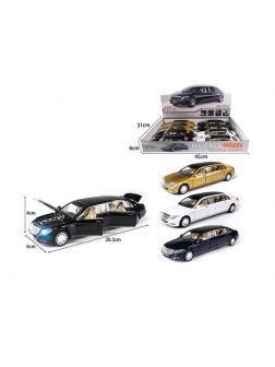 Машинка металлическая Mercedes-Benz / Микс