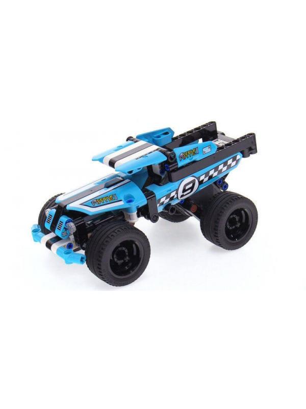 Конструктор JiSi Bricks «Трюковой грузовик» 3420 (Technic 42059) / 142 детали