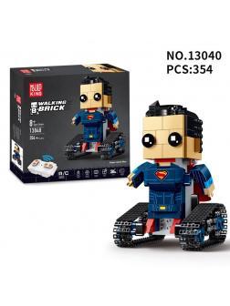 Конструктор «Super Man Супермен» на радиоуправлении 13040 (Technic/BrickHeadz 41610), 354 детали