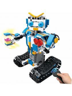 Конструктор Mould King «Гусеничный Робот» на радиоуправлении 13004 (Boost) с приложением, 349 деталей