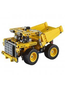 Конструктор Mould King «Карьерный грузовик» на радиоуправлении 13016  (Technic 42035) / 488 деталей