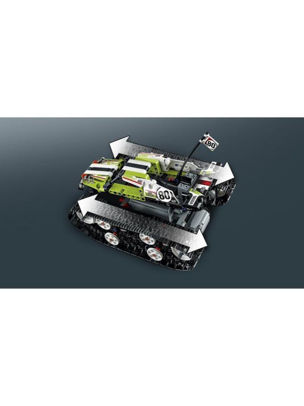 Конструктор Mould King «Скоростной вездеход» на радиоуправлении 13023 (Technic 42065) / 410 деталей