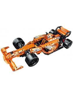 Конструктор ZHE GAO «Гоночный автомобиль F1» QL0414 (Technic) / 1396 деталей