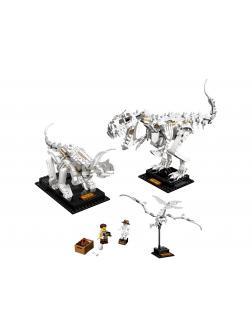 Конструктор «Кости динозавра» 3026 (Ideas 21320) / 916 деталей