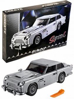 Конструктор «James Bond Aston Martin DB5» 40006 (Creator Expert 10262) / 1439 деталей